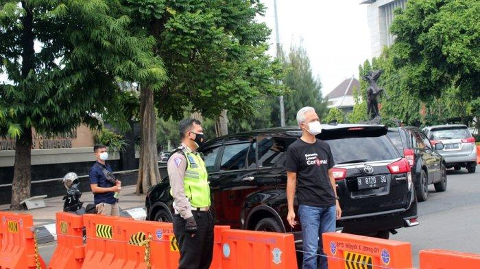 Semua Akses Utama Menuju Simpanglima Semarang Ditutup 24 Jam