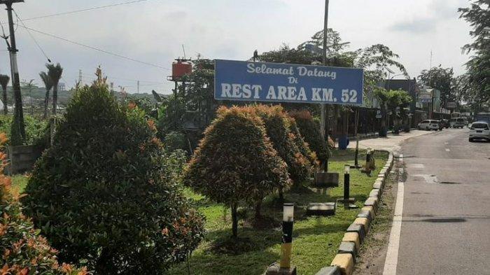 Jangan Sampe Kecele, Dua Hari Ditutup Sementara Mulai Minggu Pagi, Rest Area KM 52B Tol Japek