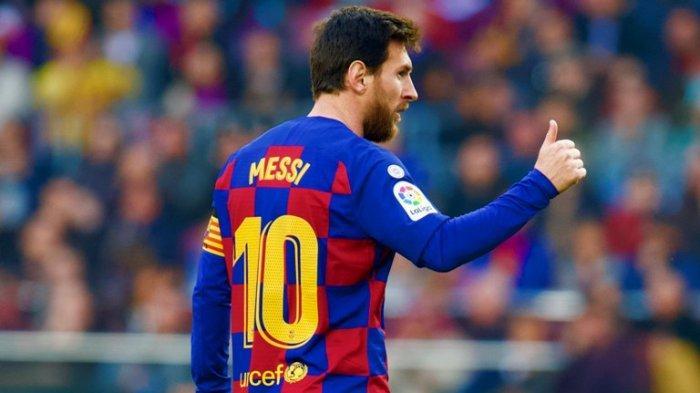 Kalah dari Real Madrid Menjadi Awal Panasnya Hubungan Lionel Messi dan Asisten Setien di Barcelona
