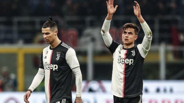 Hadapi Spezia Malam Ini, Pelatih Juventus Andrea Pirlo Belum Pasti Turunkan Duet Ronaldo-Dybala