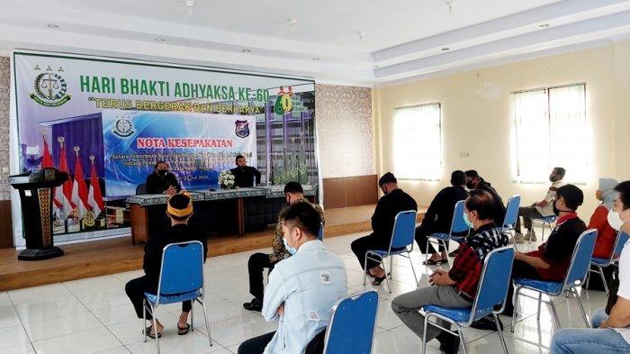 Penyewa Ruko Pasar Sore Kota Tegal Diberi Waktu Hingga 26 Juli, Termasuk Lunasi Tunggakan 8 Tahun