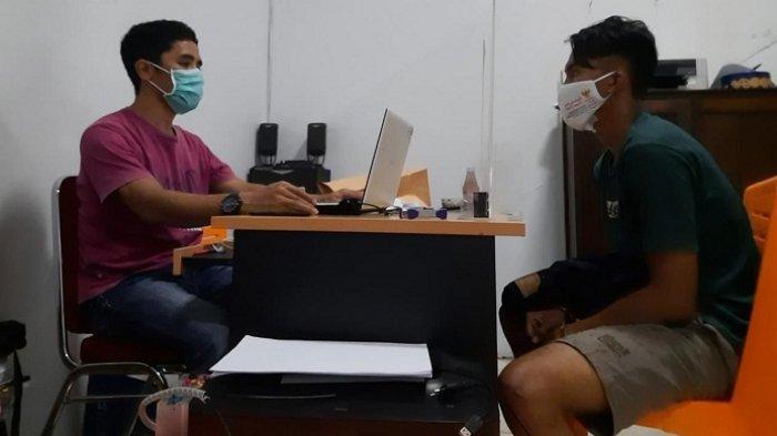 Berlasan Ingin Jemput Pacar, Pemuda di Banyumas Malah Jual Motor Pinjaman. Berakhir di Kantor Polisi
