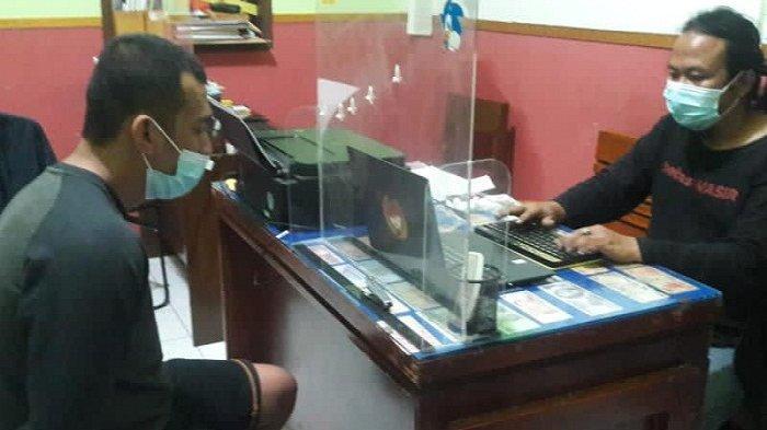 Pemuda Ini Bawa Kabur Motor Teman Wanitanya setelah Check In di Hotel di Baturraden Banyumas