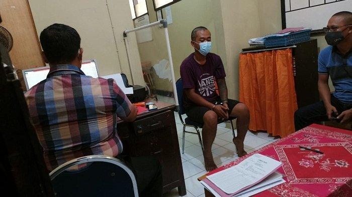 Curi Handphone, Pemuda asal Sumpiuh Banyumas Terancam Hukuman Lima Tahun Penjara