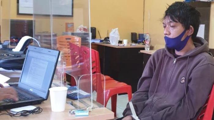 Tak Kapok, Residivis Penggelapan Mobil Rental asal Purbalingga Gondol Mobil Warga Sokaraja Banyumas