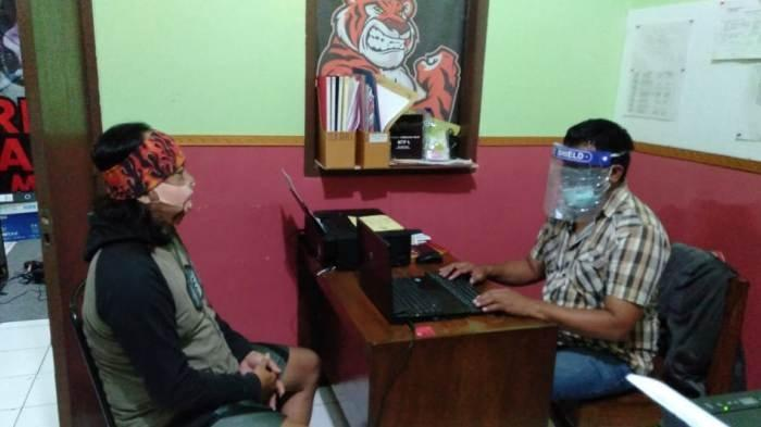 Polisi Bongkar Judi Togel di Karanglesem Banyumas, Pelaku Ditangkap saat Layani Kupon Nomer