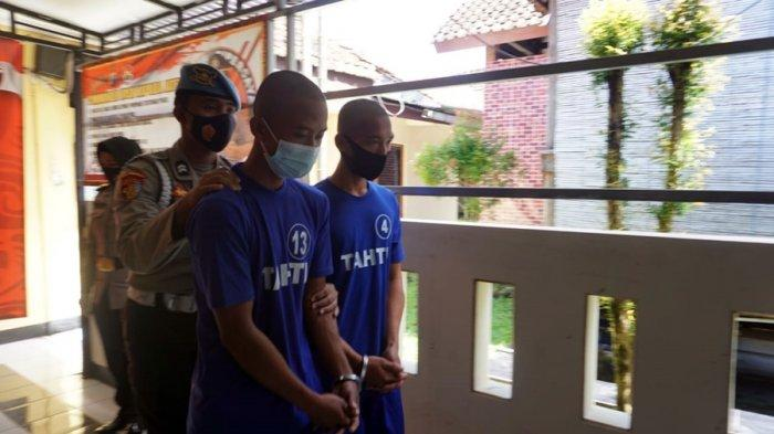 Ngaku Takut, Pelaku Pilih Menyerahkan Diri Seusai Rampas Handphone di Kejobong Purbalingga