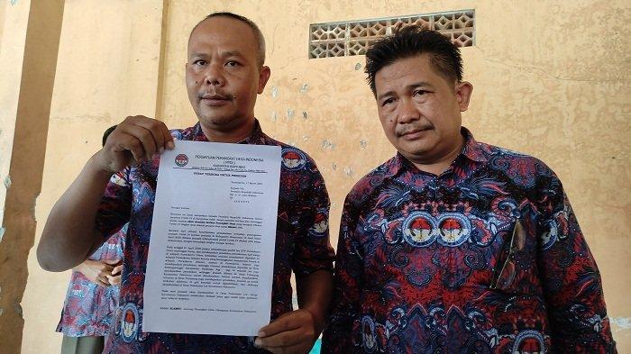Tulis Surat kepada Presiden Jokowi, Perangkat Desa Glempang Banyumas Minta Dibebaskan dari Penjara