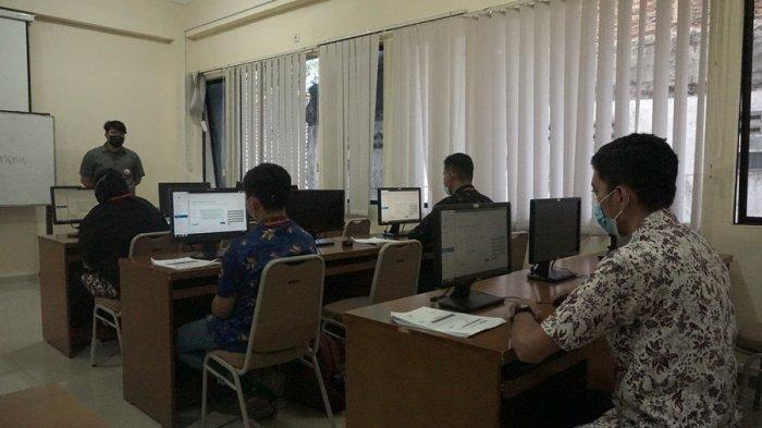 Seleksi Perangkat Desa di Kabupaten Semarang - Tes di UKSW Salatiga Diikuti 536 Peserta