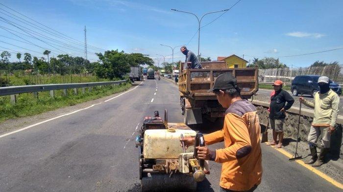 Juniar Perkasa: Tiap Hari Ada 100 Lubang di Jalur Pantura Brebes Hingga Pemalang