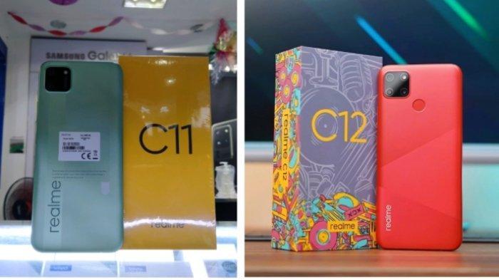 Mirip di Tampilan Fisik, Ini Perbedaan dan Keunggulan Realme C12 dari Pendahulunya C11