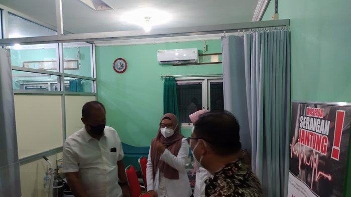 Pasien dan Pengunjung Bakal Dengarkan Musik Terapi, Bagian Program Green Hospital RSUD Karanganyar