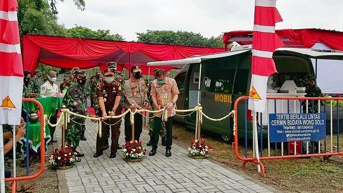 RS Lapangan Covid-19 Benteng Vastenburg Resmi Beroperasi, Pangdam: Masyarakat Jangan Sungkan