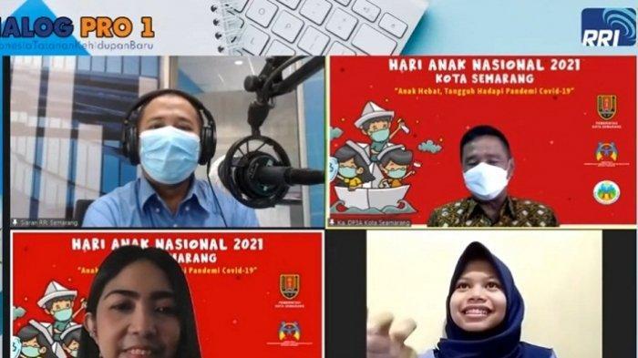 Perayaan Hari Anak Nasional Kota Semarang Diwarnai Kabar Duka: 578 Anak Positif Covid, 5 Meninggal
