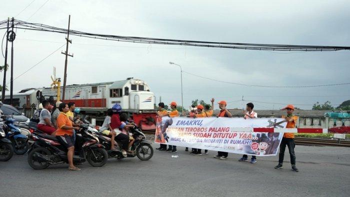 Terbanyak di Cilacap, Perlintasan Kereta Api Tanpa Penjagaan, Jumlahnya Capai 45 Titik