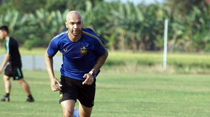 Ditujukan Kepada Suporter PSIS Semarang, Inilah Kata Permintaan Maaf Terbuka Bruno Silva