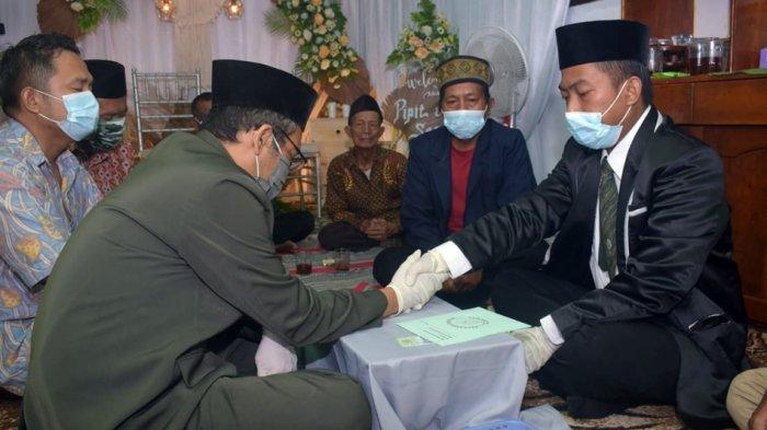 Mohon Maaf, Pendaftaran Pernikahan Sementara Tidak Dilayani, Kota Tegal Berlaku Mulai 1 April