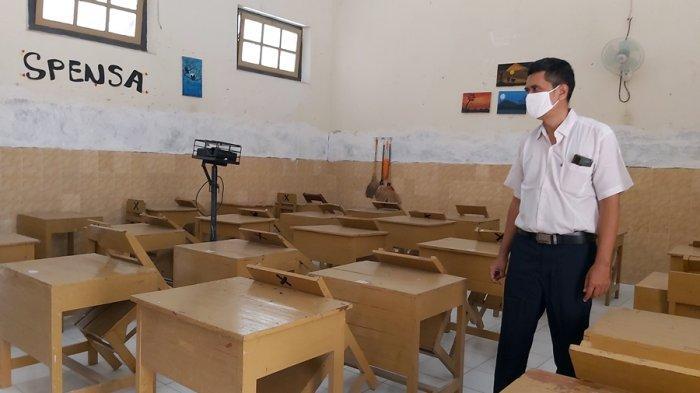 Evaluasi Uji Coba Pembelajaran Tatap Muka Kota Tegal, Kusnendro: Alhamdulillah Lancar