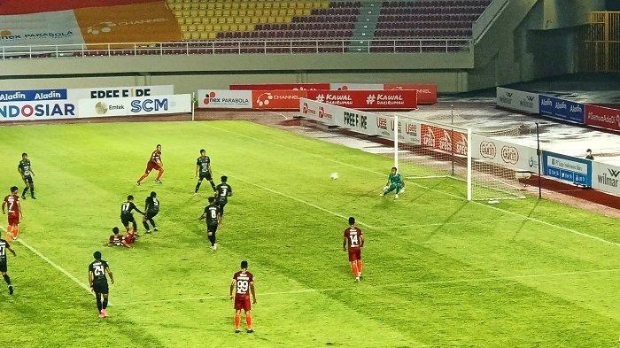 Tuan Rumah Berjaya! Persis Solo Tundukkan PSG Pati dengan Skor 2-0 di Laga Pembuka Liga 2 2021