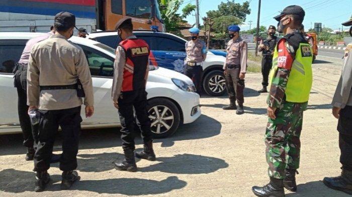 Dishub Jateng Dirikan 2 Pos Penyekat di Cileduk dan Bojongsari, Jalan Tikus Pemudik dari Arah Barat