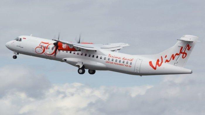Penumpang Pesawat Menurun Namun Angkutan Kargo Cenderung Stabil