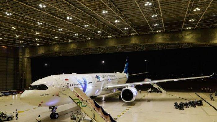 Penumpang Bisa Pakai Hasil Rapid Test, Tujuan Jakarta Gunakan Maskapai Garuda Indonesia