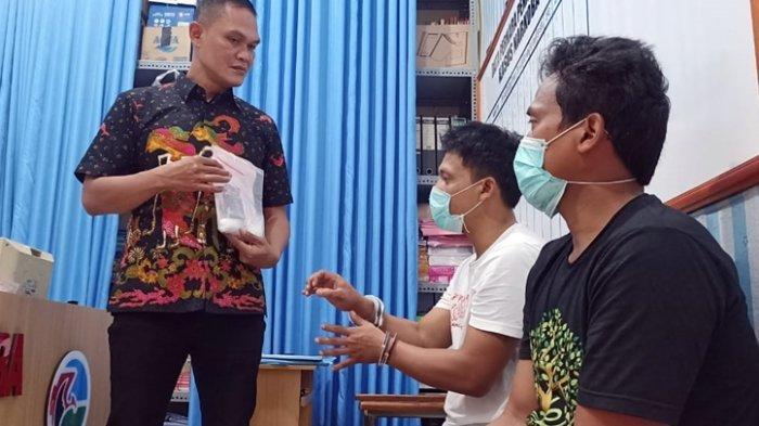 Polisi Gerebek Pesta Sabu di Kangkung Kendal, Sudah Kelabui Petugas Bandara di Batam dan Jakarta