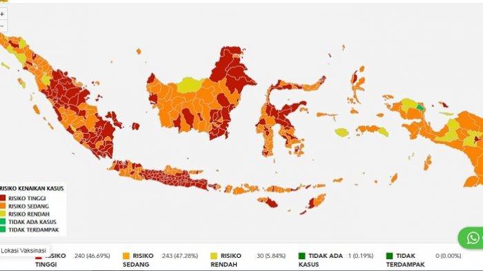 Zona Hijau Hanya Ada di Pegunungan Arfak Papua Barat, Dimana Liga 1 Bakal Digelar?