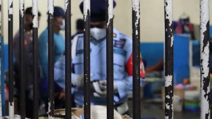 Sidak Sel Tahanan Rutan Pekalongan, Petugas Temukan Kartu Domino Tulisan Tangan dan Uang Rp 1 Juta
