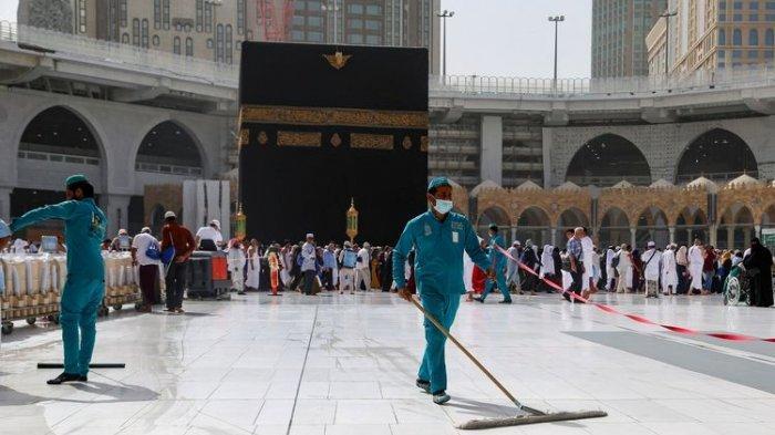 Mengintip Pelaksanaan Ibadah Haji di Tengah Pandemi Covid-19, soal Kerikil Jumrah dan Air Zam-zam