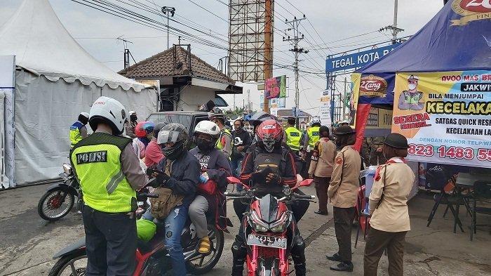Seorang Pemudik Positif Covid-19, Tersekat di Terminal Kota Tegal