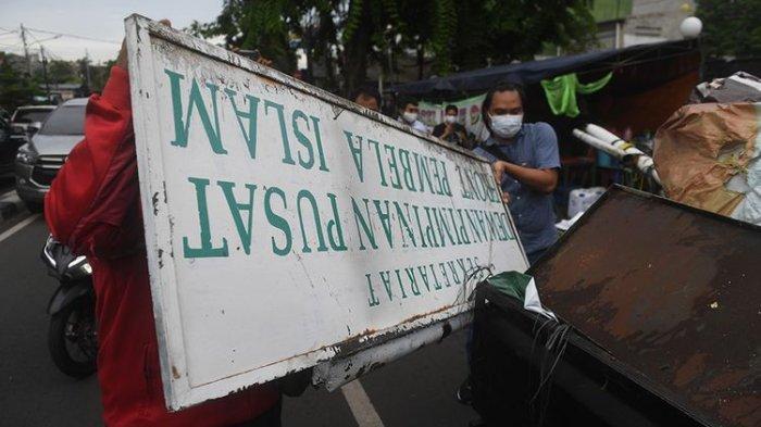 Polresta Banyumas Pantau Pergerakan FPI di Markas Cilongok