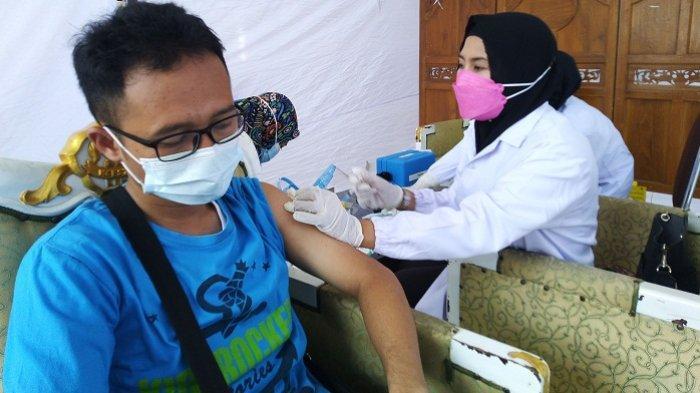Targetkan Turun ke Level 1 PPKM, Kendal Kejar Vaksinasi 70 Persen Warga Sasaran Tercapai Oktober