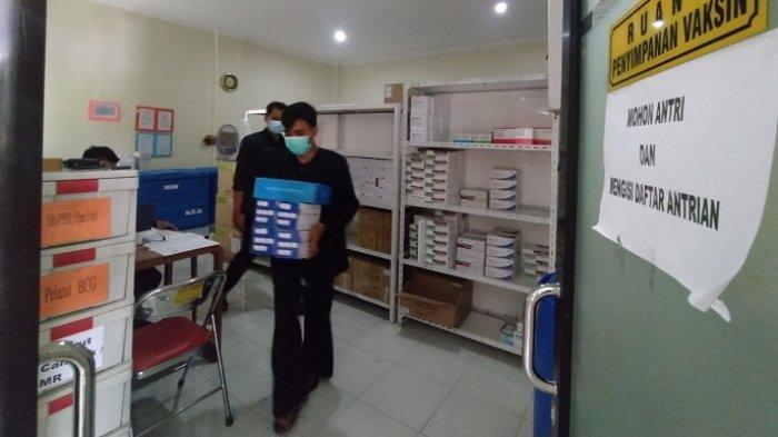 Terima 10 Ribu Dosis Vaksin Covid-19, DKK Karanganyar Geber Vaksinasi bagi 137.117 Lansia