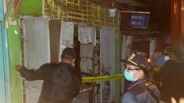Satpol PP Kota Semarang Tindak 85 Usaha Pelanggar Jam Malam PPKM dalam Sepekan, Terbanyak PKL