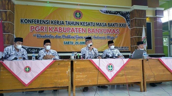 52 Persen Guru di Banyumas Berstatus Honorer, PGRI Banyumas Janji Kawal agar Bisa Diangkat Jadi PPPK