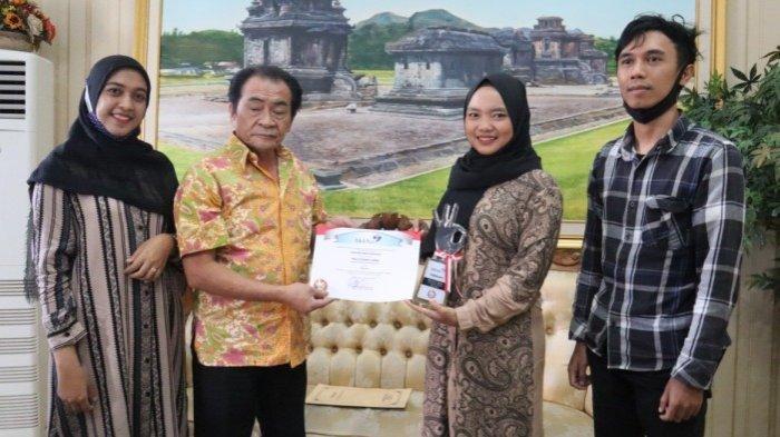 Pakai Permainan Ular Tangga untuk Edukasi Remaja, PIK Puspa Ceria Banjarnegara Juara 1 Jawa Tengah