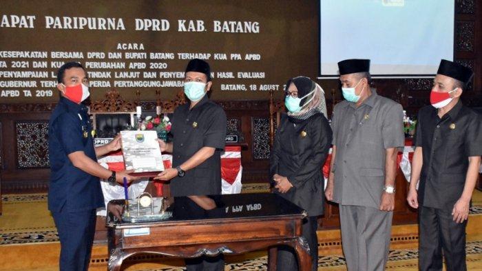 Bupati Wihaji Lapor DPRD, Piutang BPJS Kesehatan di Batang Capai Rp 30 Miliar, PBB Rp 40 Miliar
