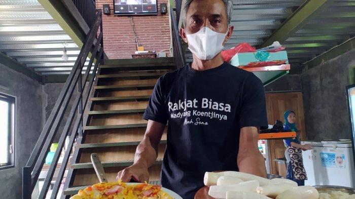 Pizza Singkong Jarak Towo? Silakan Rasakan dan Nikmati, Datang Saja ke Resto Si Jarwo Karanganyar