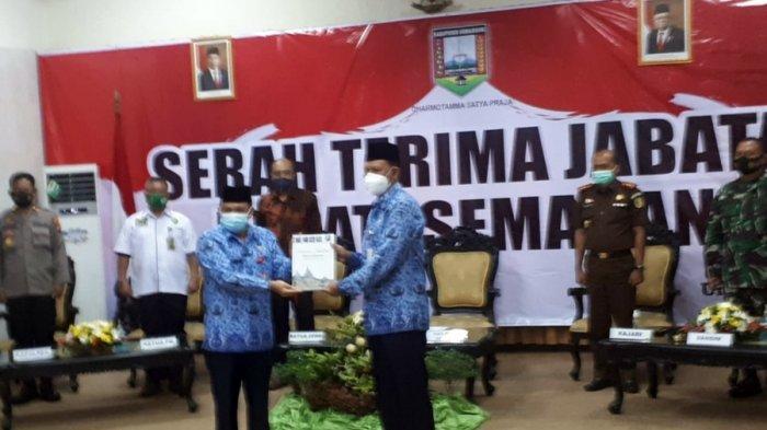 Suko Mardiono Rangkap Jabatan, Pj Sekda Sekaligus Plh Bupati Semarang, DPRD: Baru Kali Ini Terjadi