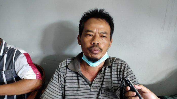 PKL Alun-alun Purwokerto Protes, Bubarkan Pedagang Disemprot Disinfektan Gunakan Mobil Damkar