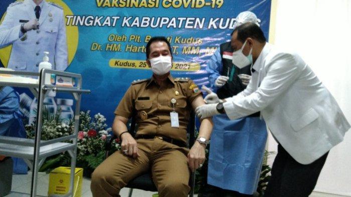 5 Berita Populer: Ketua DPRD Kudus Siap Donor Plasma Darah-Jam Malam di Purbalingga Pukul 21.00 WIB