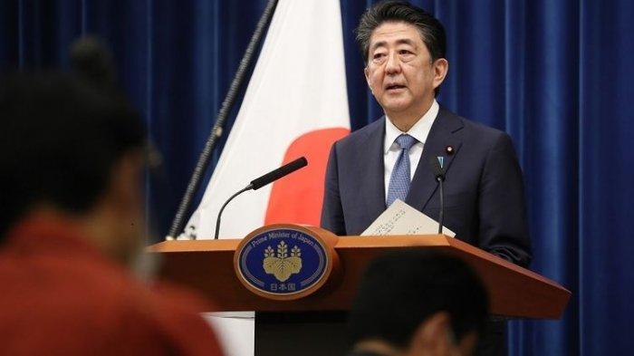 Mengejutkan, PM Jepang Pamitan dan Mengundurkan Diri, Shinzo Abe Sakit Radang Usus Besar