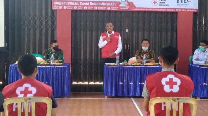 Fasilitator Puskesmas Pagentan 2 Banjarnegara Minta Warga Tak Labeli Negatif Penderita Covid