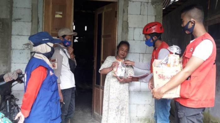PMI Banjarnegara: Korban Longsor Desa Suwidak Butuh Peralatan Sanitasi, Stok Makanan Menipis