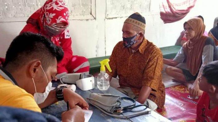 Banjir Belum Juga Surut, PMI Banyumas Galang Donasi Uang dan Barang. Bisa Dikirim ke Alamat Berikut