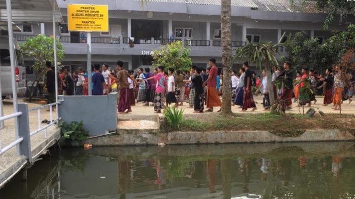 RSI Banjarnegara Buka Pos Kesehatan di Ponpes Tanbihul Ghofilin