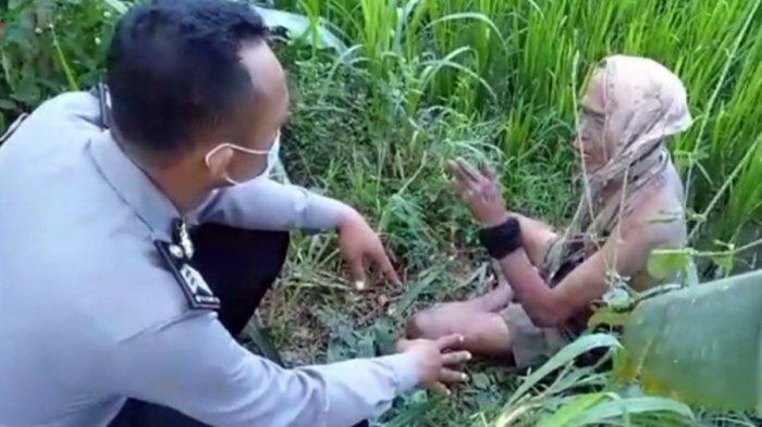 Warga Desa Bocor Kini Sudah Lega, Pria ODGJ Sudah Dievakuasi ke Puskesmas Pejagoan Kebumen