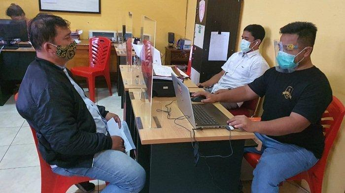 Gadaikan Mobil Pinjaman, Notaris di Purwokerto Banyumas Diamankan Polisi saat di Kafe