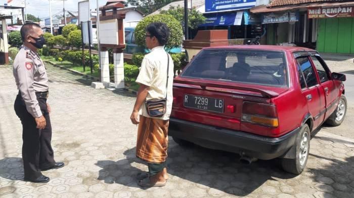 Terungkap Pemilik Sedang Merah Terparkir di Bakulan Purbalingga, Ini Alasannya Meninggalkan Mobil